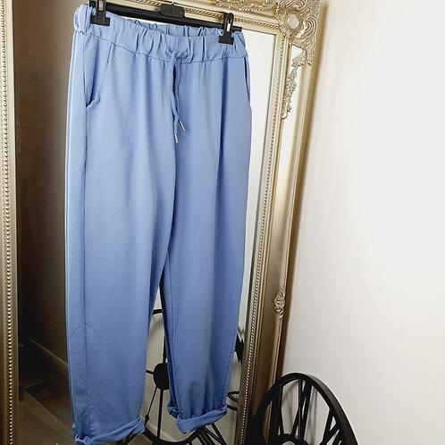 Premium Joggers Blue