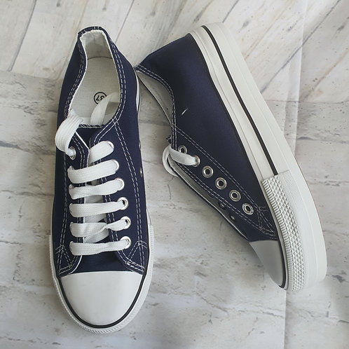 Jennie Canvas Navy