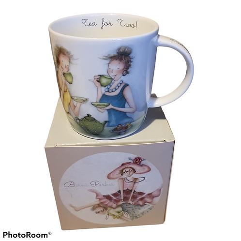 Tea for Two! Bernie Parker Design