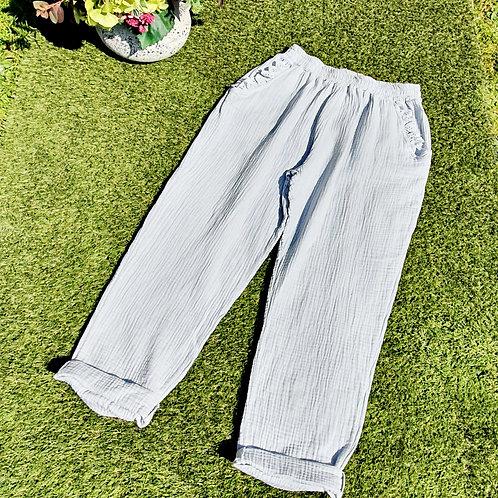 Sorrenta  Trousers Grey