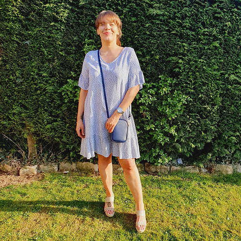 Dixie Dress White