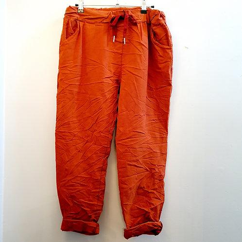 Magic Trousers Plain Size 2 Brick