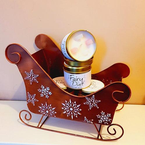 Fairy Dust Tin Candle