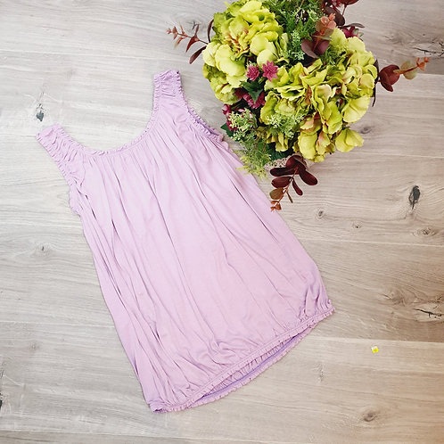 Belinda Plain Vest Lilac