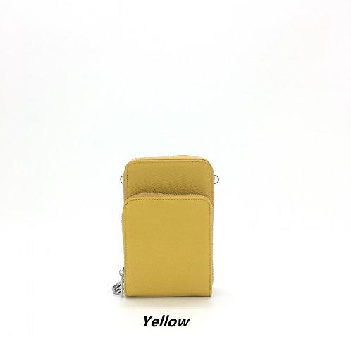 Tara Cross Body Bag Mustard