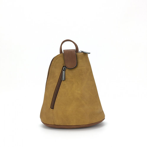 Paolo Backpack Mustard