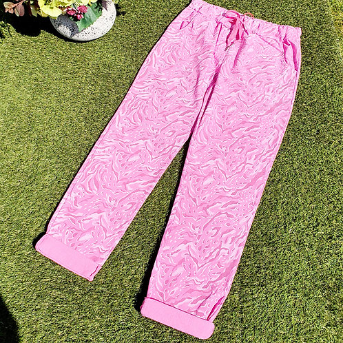 Magic Trousers Size 1 Pink