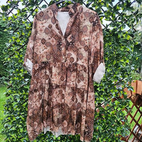 Denny Boho Dress