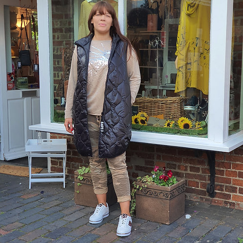 Chloe Quilted Gilet
