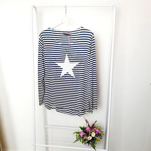 Tilly Star Stripe Top