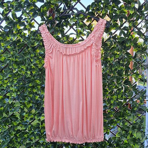 Belinda Plain Vest Light Pink