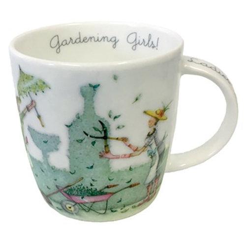 Gardening Girls...Bernie Parker Design