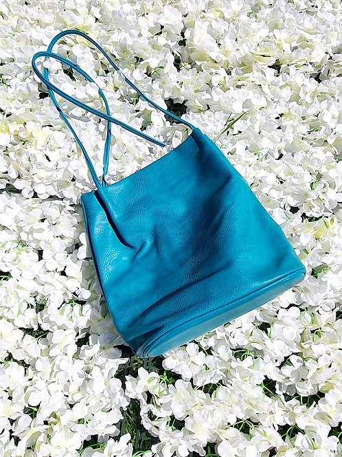 Bucket Bag  Teal