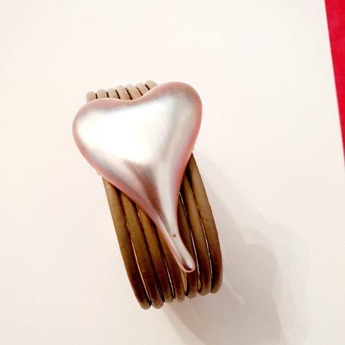 Heart Magnetic Bracelet