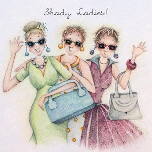 Shady Ladies Bernie Parker Designs