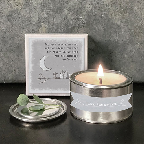 Best Things in Life Candle