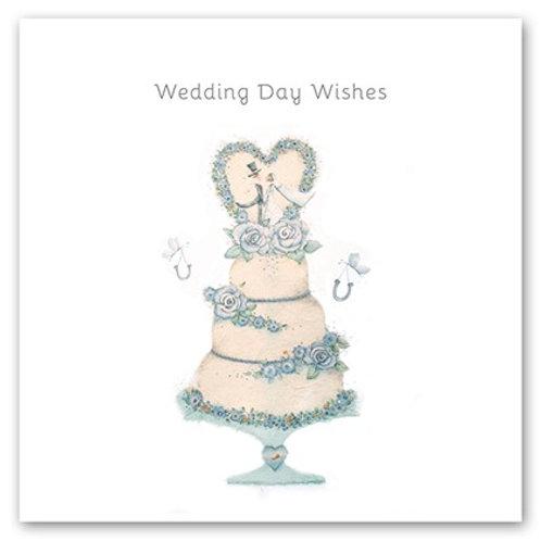 Wedding Day Wishes Bernie Parker Designs