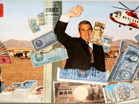 Mocking Communism through Pop-Art