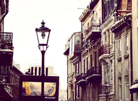 Why was Bucharest called Little Paris?
