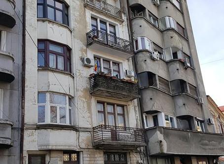 Art Deco and Bauhaus in Bucharest