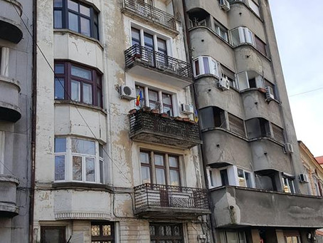 Art Deco and Bauhaus in Bucharest