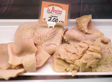 Romania's most popular foods: Ciorba de burta