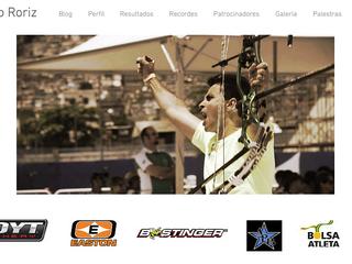 Novo site - www.mroriz.com