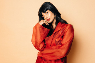 NYLON Cover | Jameela Jamil