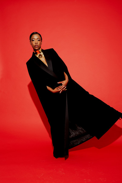 NYLON Cover _ Samira Wiley