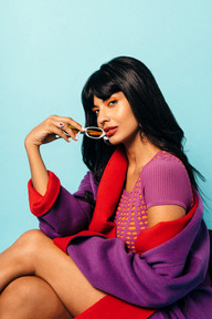 NYLON Cover | Jameela Jamil