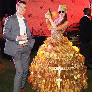 James Bond themed Tribute to Bravery Gala at Pier Sixty-Six, Hotel & Marina.