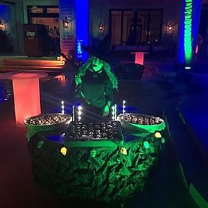 Halloween 2015 in North Palm Beach, Florida.