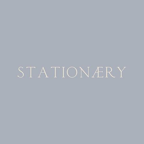 BY STATIONÆRY