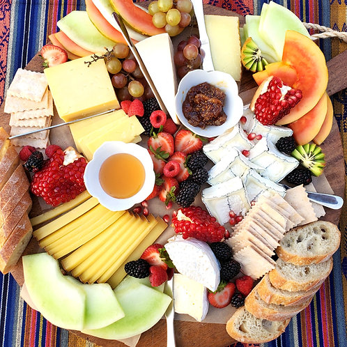CHEESE BOARD (FOR 4)