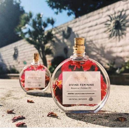 Divine Feminine Botanical Perfume Oil
