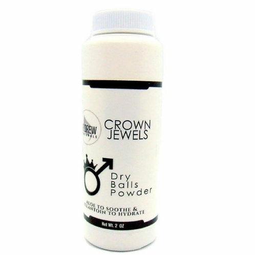 Crown Jewels Dry Balls Powder