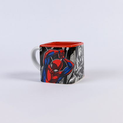 Piticas - Caneca Cubo Spider
