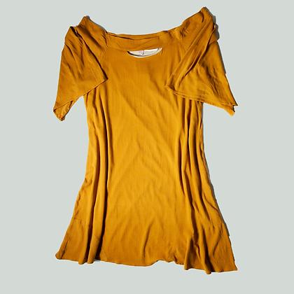 Santa Belleza Plus - Vestido ombro a ombro