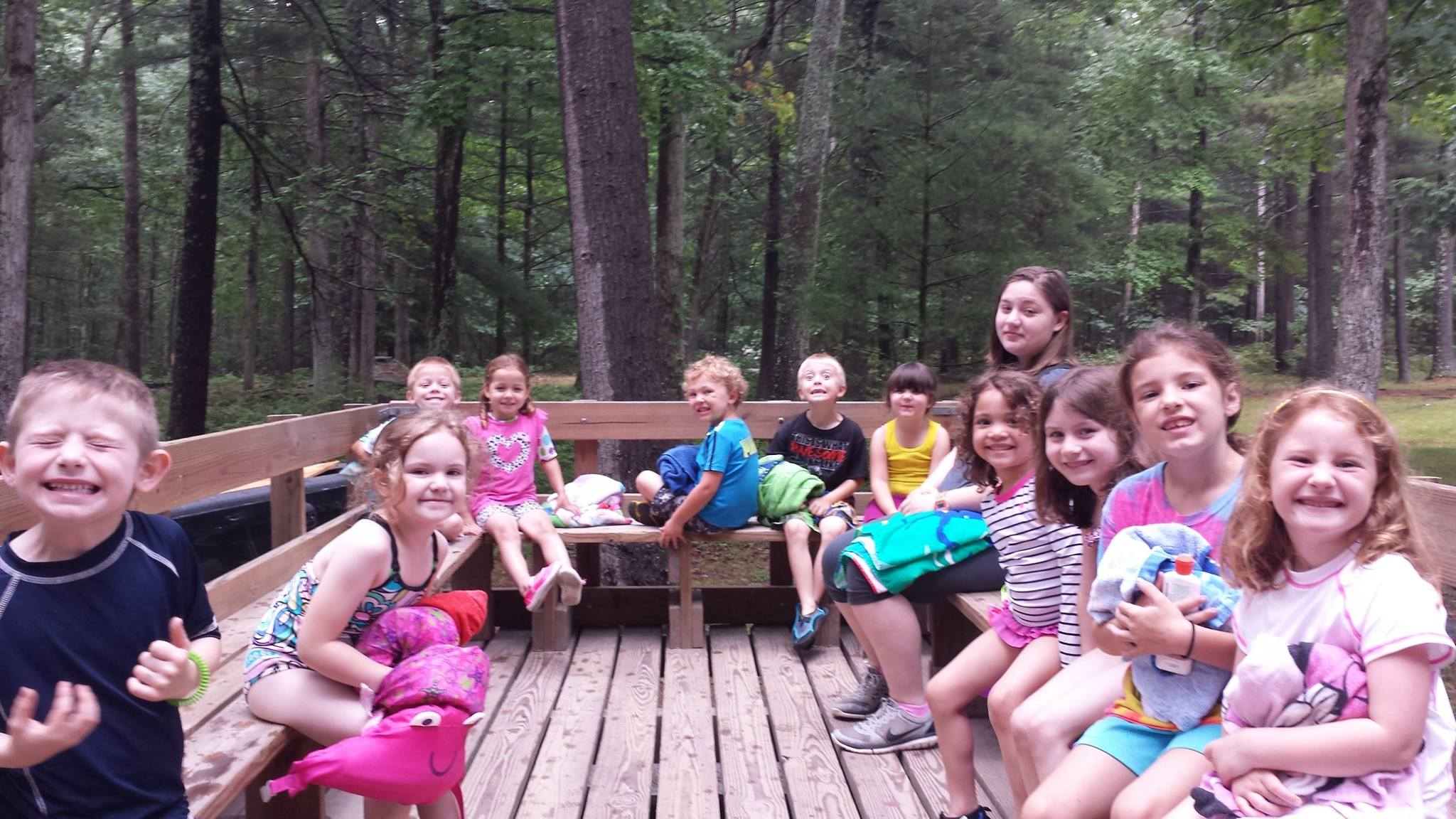Day Camp Family Week