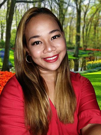 Joane Audra O'Neal Team Photo