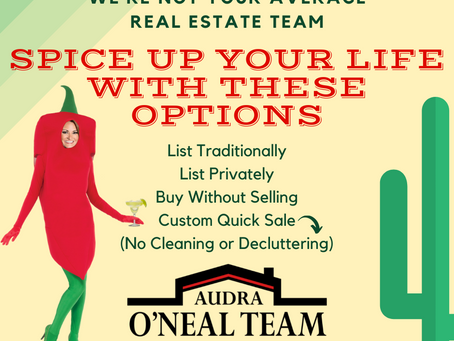 We're NOT your AVERAGE Real Estate Team!