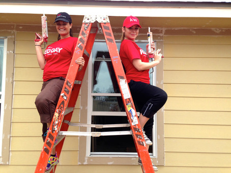 O'Neal Team Giving Back to the Community