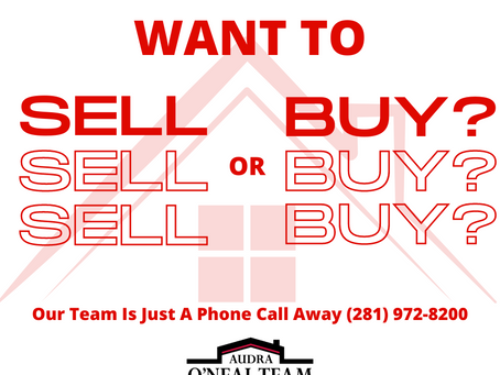 Wanting to SELL or BUY?