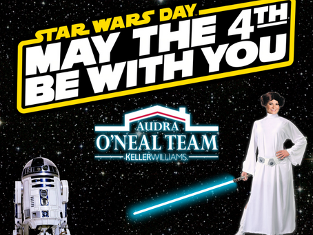 HAPPY STAR WARS DAY EVERYONE!!!