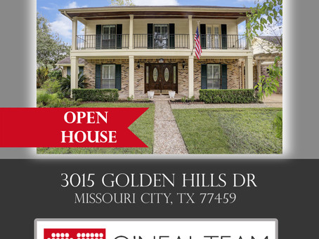 Quail Valley – Open House