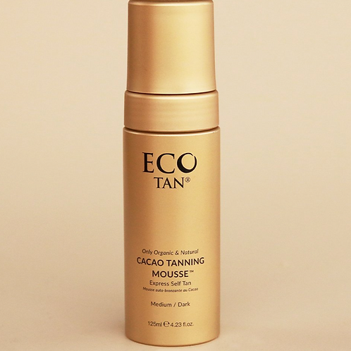 Cacao Dark Tanning Mousse