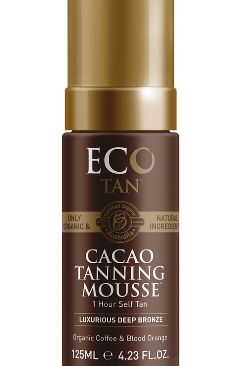 Eco Tan Cacao Dark Tanning Mousse