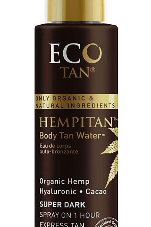 Hempitan Body Tan Water