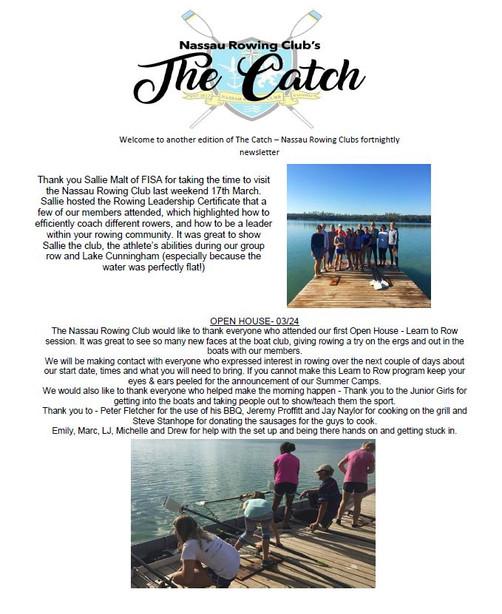 The Catch - 25/03