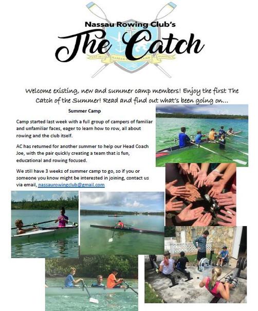 The Catch 04/07